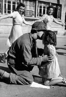 Le baiser de la Victoire