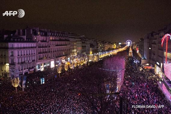 PARIS 1er Janvier 2016