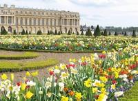 Versailles au printemps