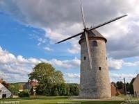MARPENT  Moulin à vent de 1789