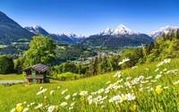 Paysage d'Autriche