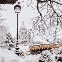 PARIS le Sacré-Coeur