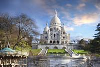 Basilique du Sacré-Coeur à Montmartre