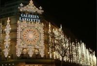 Grand magasin boulevard Haussmann