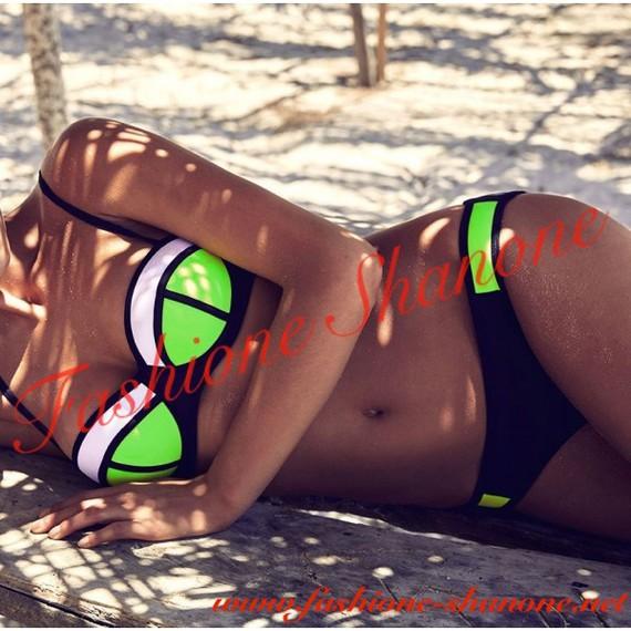 305-neon-green-push-up-swimsuit