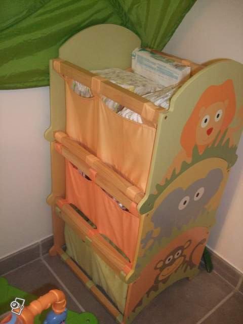 VERTBAUDET - Coffre a jouet / Rangement - lajungleenfant - Photos ...