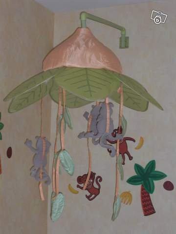 ciel de lit vertbaudet - Accessoires bébé - lajungleenfant ...