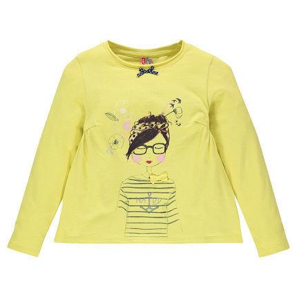 Tshirt  Orchestra Trendy Navy 6 ans