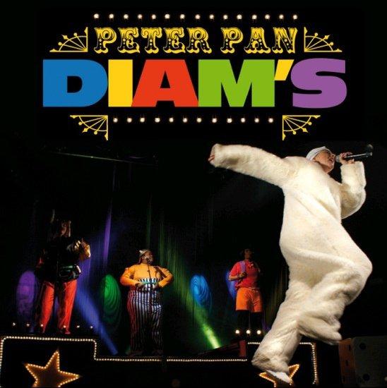 "Diam's ""Peter Pan"""