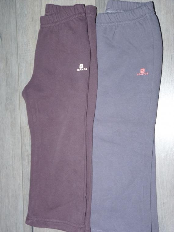 pantalon Décathlon 4€ les 2
