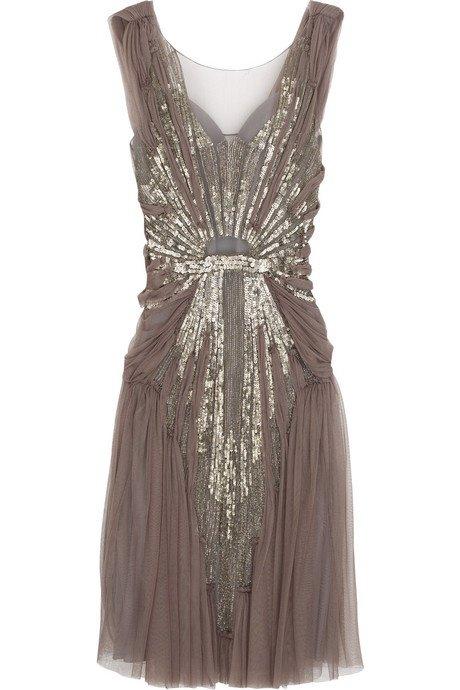exemple robe en tulle Alberta Ferreti