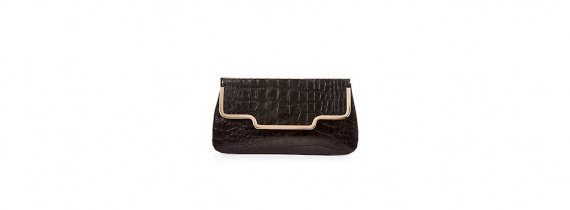 pochette croco new look