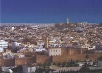 Remparts habritant l'ancienne ville de Sousse