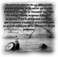 Eouter le silence