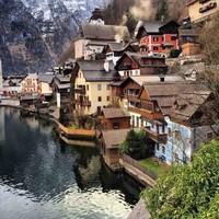 Hallstat-Autriche