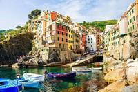 Riomaggiore-Italie