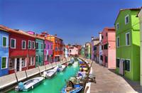 Burano-Italie