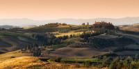 San Quirico d'Orcia-Italie