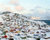 Qaqortoq-Groenland