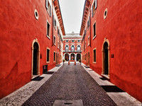 Vérone-Italie