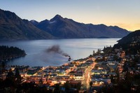 Queenstown-Nouvelle Zélande