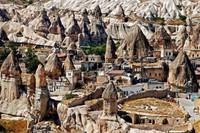 Göreme-Turquie
