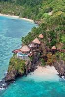 Île des maisons-Les Fidji