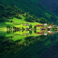 Village à Vestfold county-Norvège