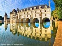 Chenonceaux-France