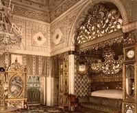 La chambre à coucher du bey de Tunis