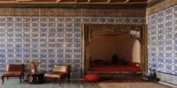 La chambre bleue - La Médina à Tunis