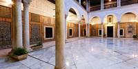 Dar Hussein, l'un des plus beaux palais de la Médina