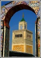 Mosquée Zitouna - Tunis