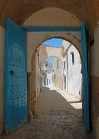 Tunisie porte ouverte