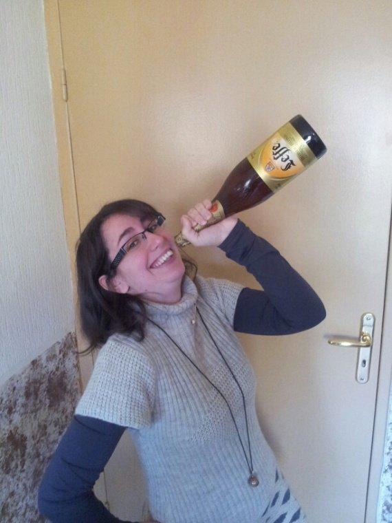 Non Non je bois pas... LoL