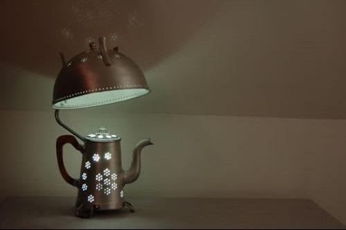 lampe recup