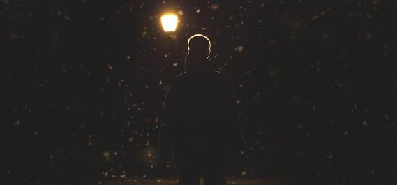 Une nuit glaciale