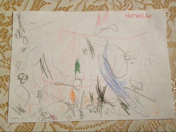 Lettres et dessins au père noel 2009 010
