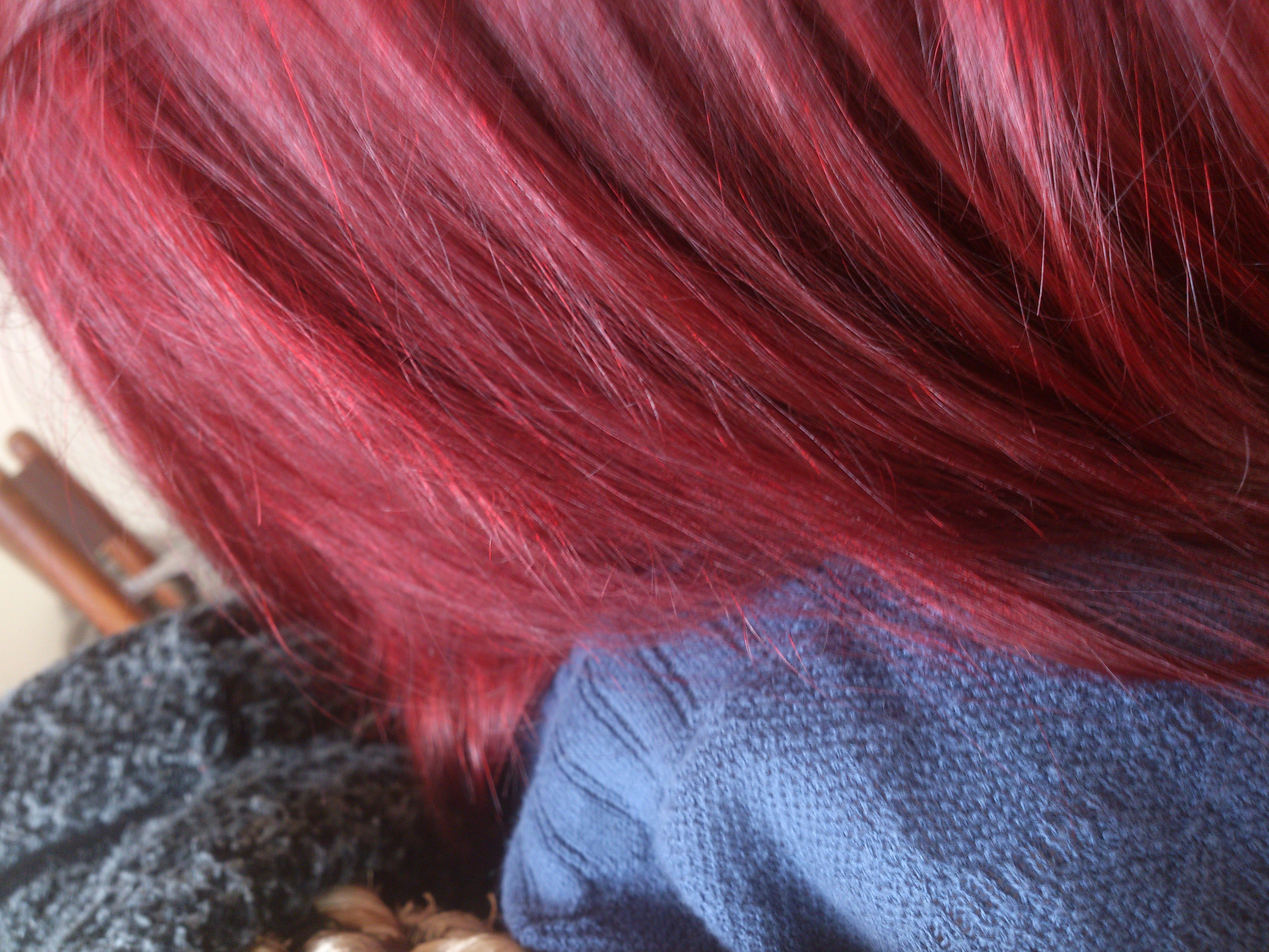 couleur cheveux framboise. trendy with couleur cheveux framboise