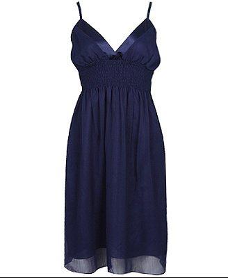 robe bleu forever