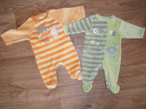 pyjama naissance garcon mixte 0 3 mois ptitsbout photos club doctissimo. Black Bedroom Furniture Sets. Home Design Ideas