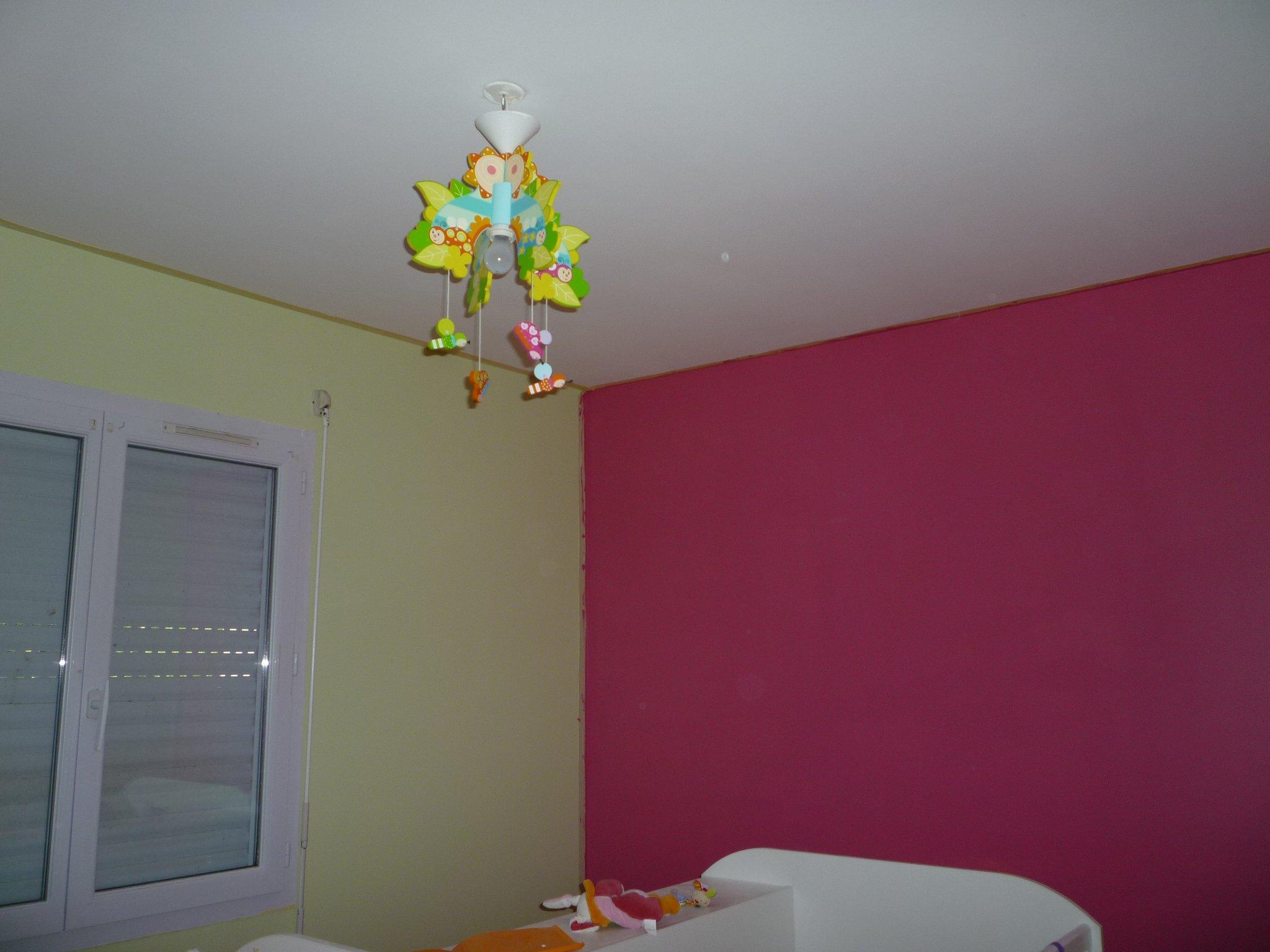 besoin d\'idées pour la chambre fushia & vert anis - Chambre de bébé ...