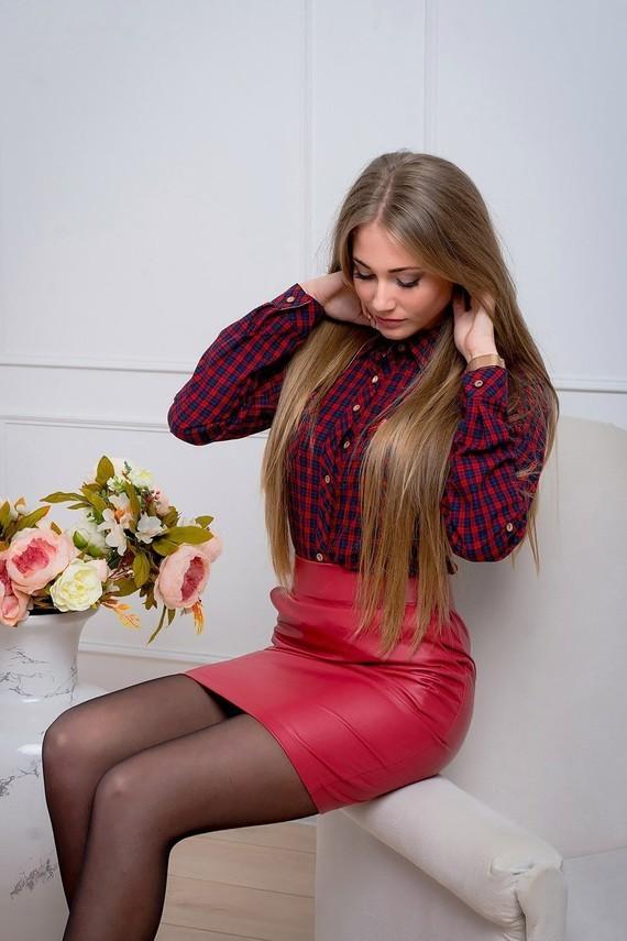 minijupe rouge