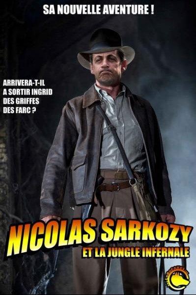 sarkozy_indiana_jones_ingrid_betancourt_lobo_lobofakes