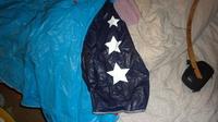 DSC02151 cape plastique super hero
