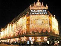 Galeries La Fayette Noël