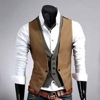 Gilet-veston-costume-suit-double-fermeture-elegance-men-fashion-marron-600x600
