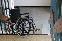 Hôpital désaffecté depuis 2009