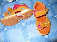 sandalette PETIT JOKER P23 AVEC BOITE 14€ tbe