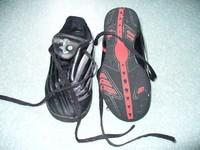 BASKET NOIR FOOT DE RUE P 29 TBE 4€